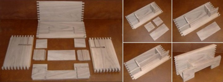 Parts to Build a Writing Slope 1