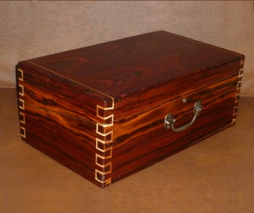 Cocobolo Writing Slope 1