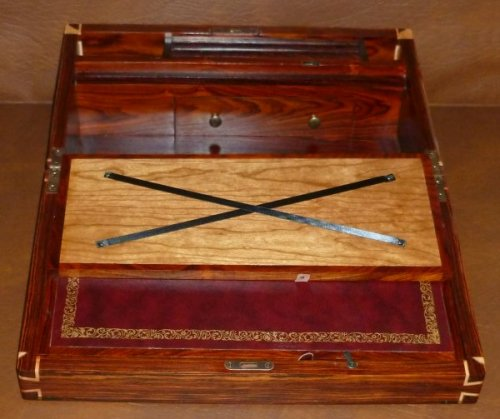 Cocobolo Writing Slope 2